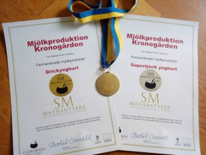 guld och silver SM